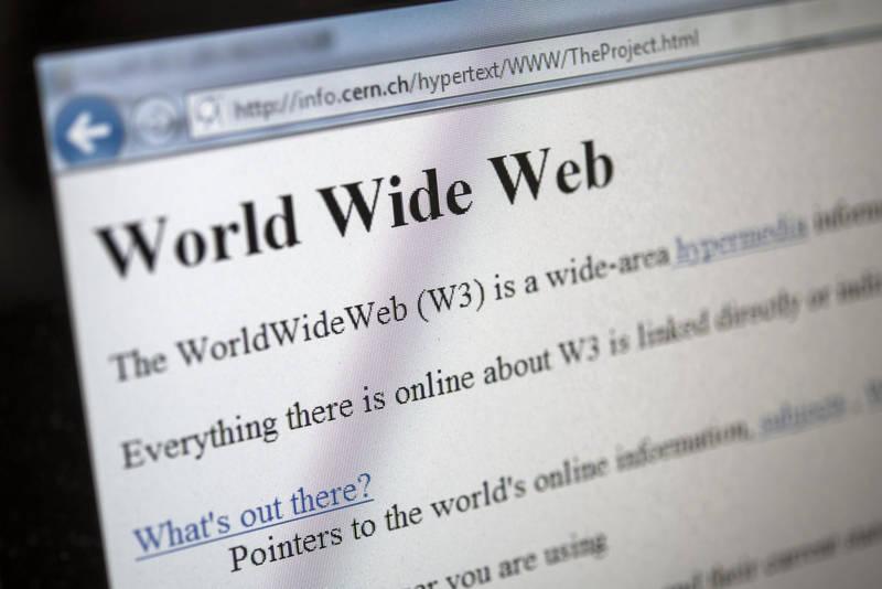 آیا می دانستید که اولین وبسایت 25 سال قبل راه اندازی شده است؟