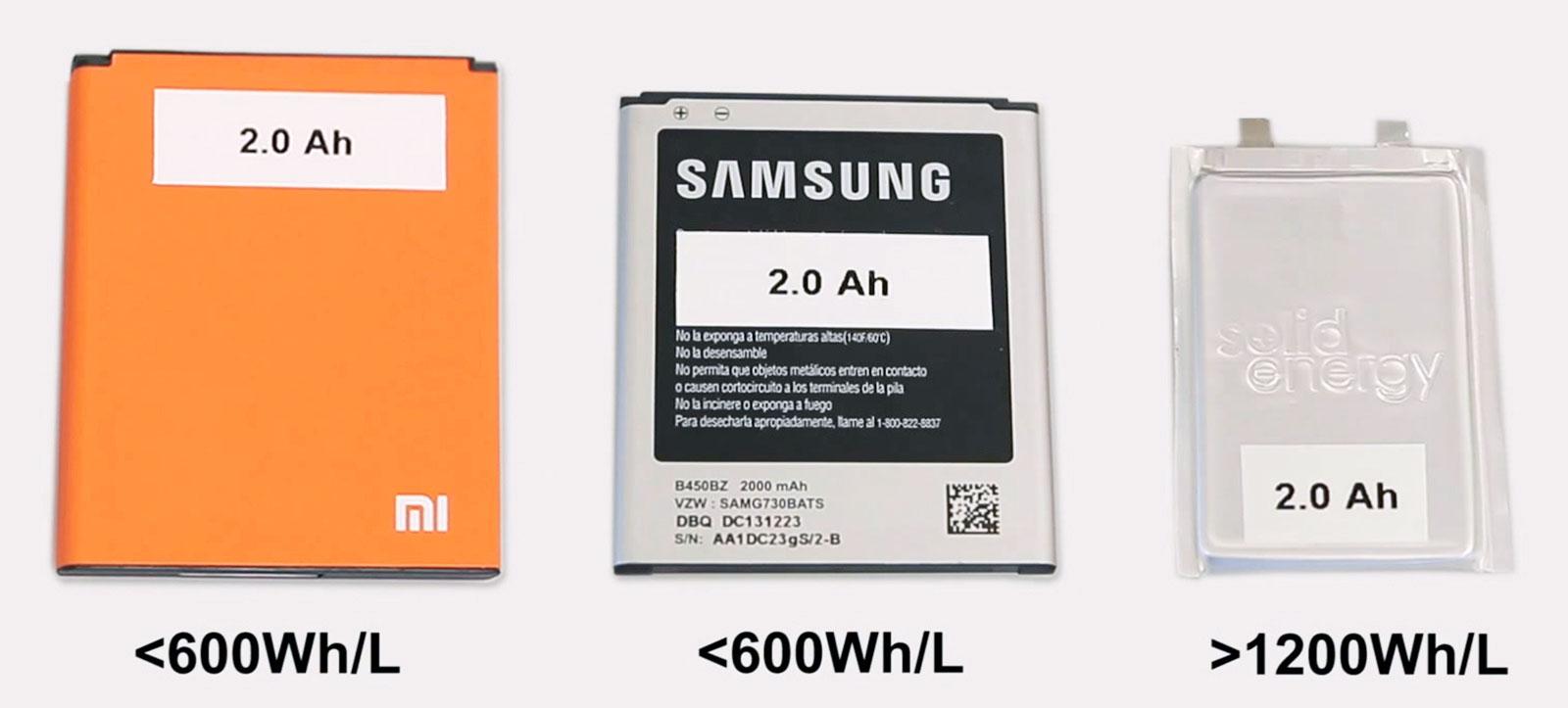 سال آینده ظرفیت باتری گوشی های هوشمند دوبرابر می شود