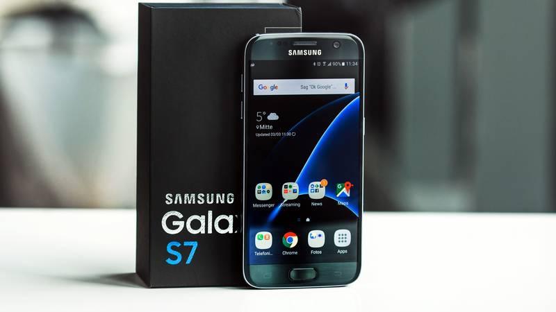اضافه شدن سامسونگ کلود به گوشی های گلکسی S7 و S7 اج