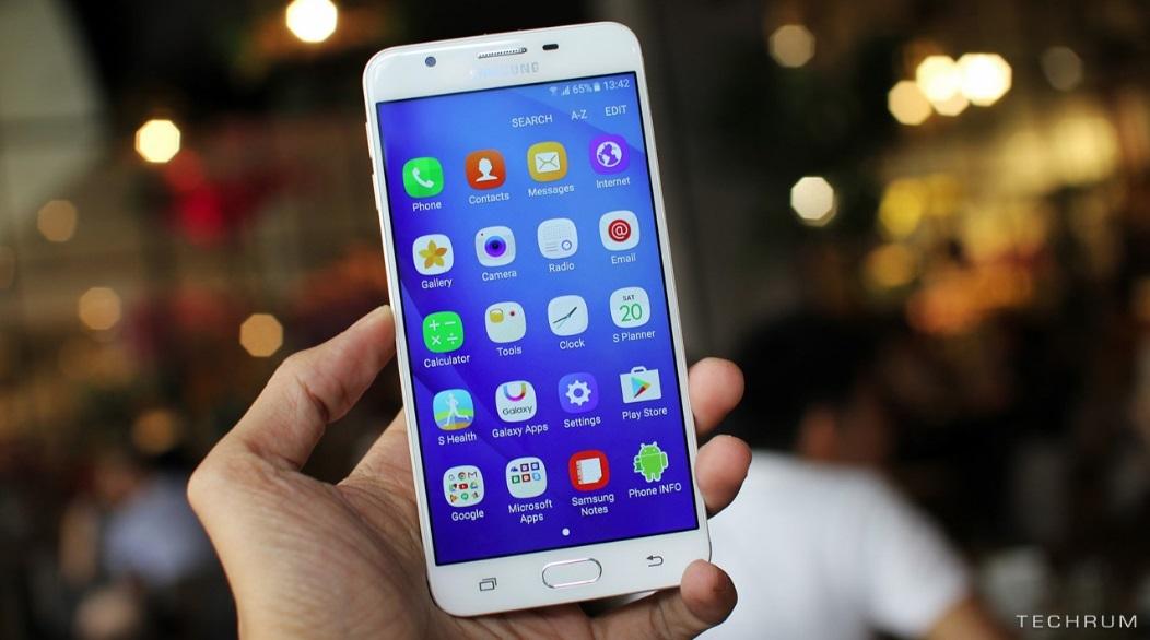 مشخصات سامسونگ Galaxy J7 Prime به همراه تصاویری از آن به بیرون درز کرد