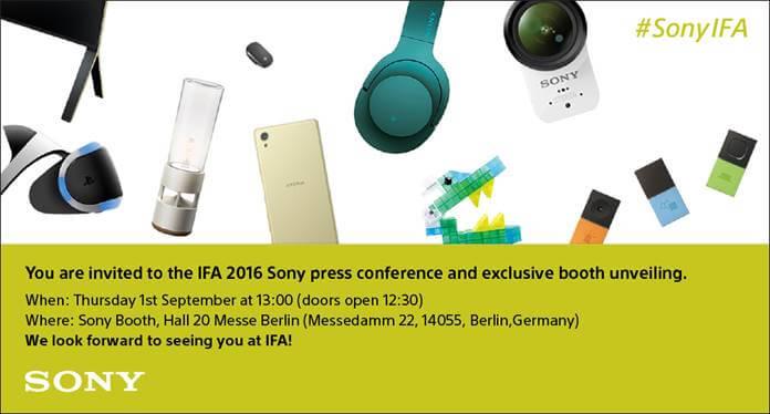 گوشی Xperia XR سونی در طول نمایشگاه IFA امسال برلین معرفی خواهد شد