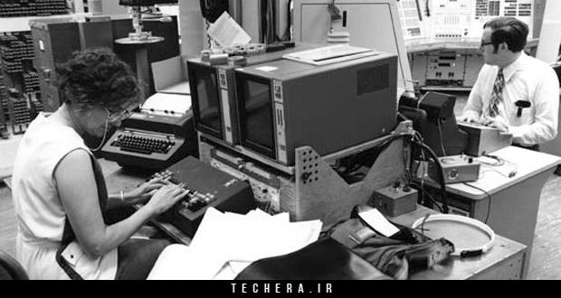 تاریخچه ایمیل | دستگاه های کامپیوتر اولیه در دانشگاه MIT آمریکا