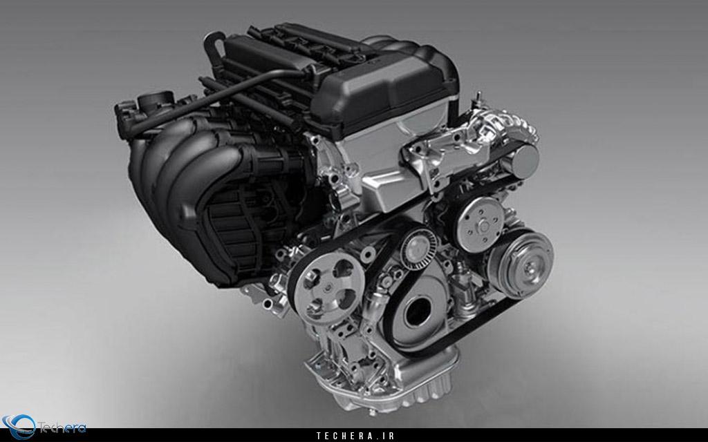 لیفان 820 ، موتور 2400 سی سی