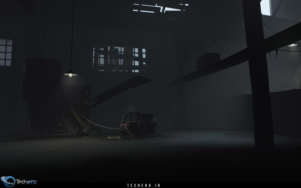 گیم پلی رمزآلود بازی Inside