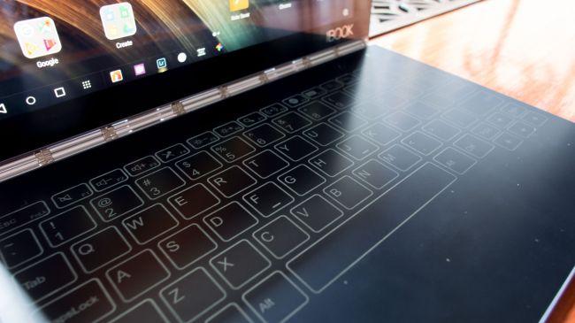 10. Lenovo YogaBook