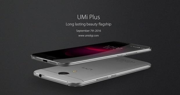 گوشی Umi Plus در نمایشگاه IFA 2016 برلین معرفی شد