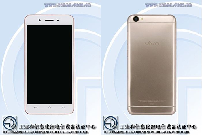 مشخصات گوشی ویوو V55A با پردازنده ی هشت هسته ای در TENAA فاش شد