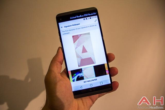 گوشی هوشمند LG V20 به طور رسمی معرفی شد