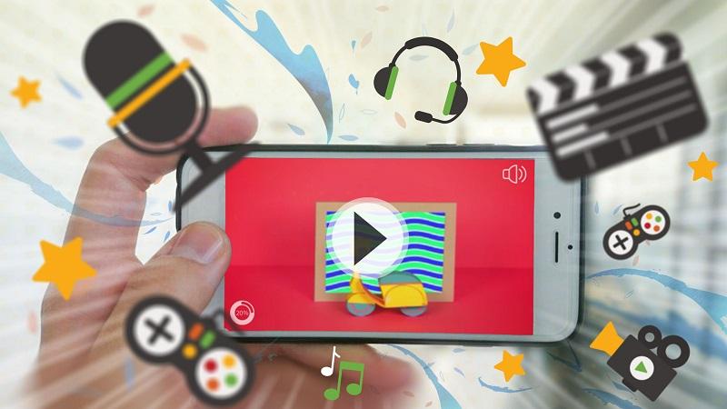پیام تبلیغاتی خود را با قدرت تصویر و صدا انتقال دهید