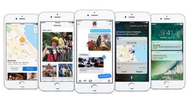 iMessage اپل با استیکرها و اپلیکیشن های جدید iOS 10 پا به عرصه ی حیات می گذارد