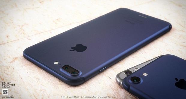 نسخه آبی آیفون 7 روشن تر از آن چیزی است که تصور می شد!