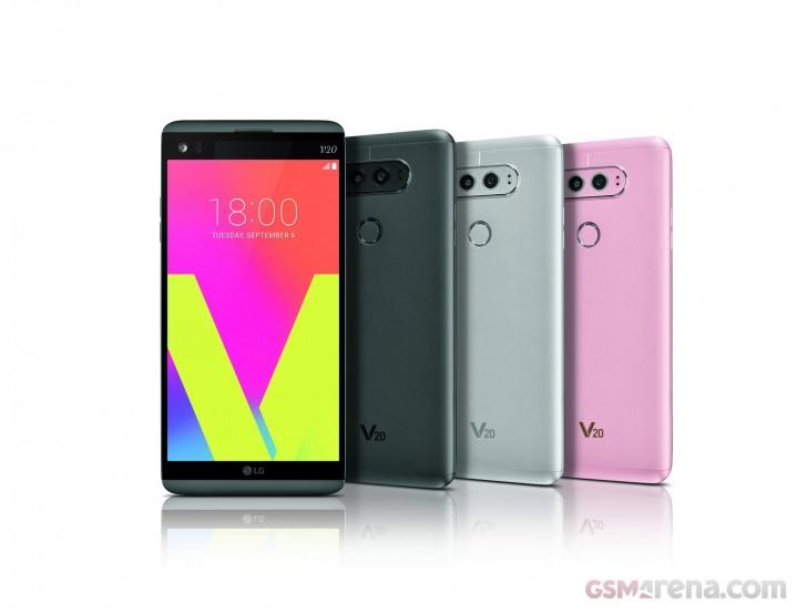 گوشی ال جی وی 20 تا پایان این هفته در قفسه ی فروشگاه ها قرار می گیرد