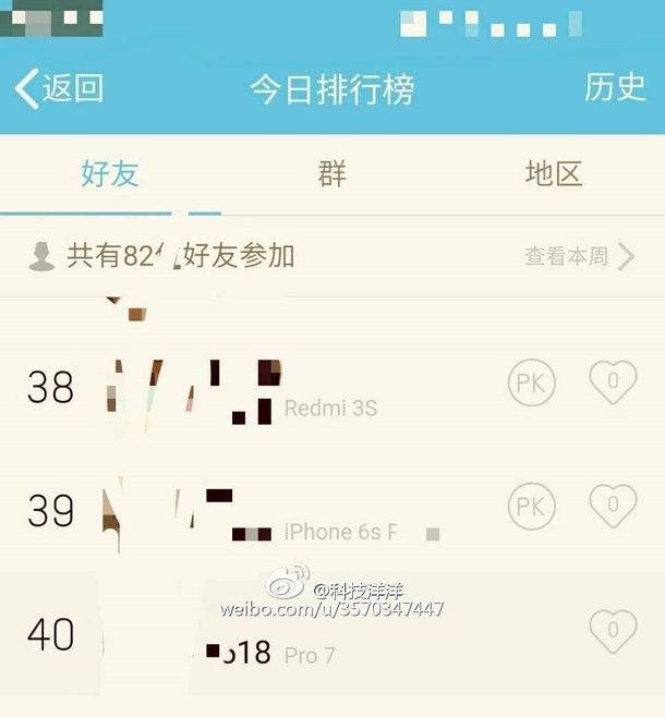 انتظار می رود که گوشی Meizu Pro 7 به تراشه اکسینوس 8890 سامسونگ مجهز شود.