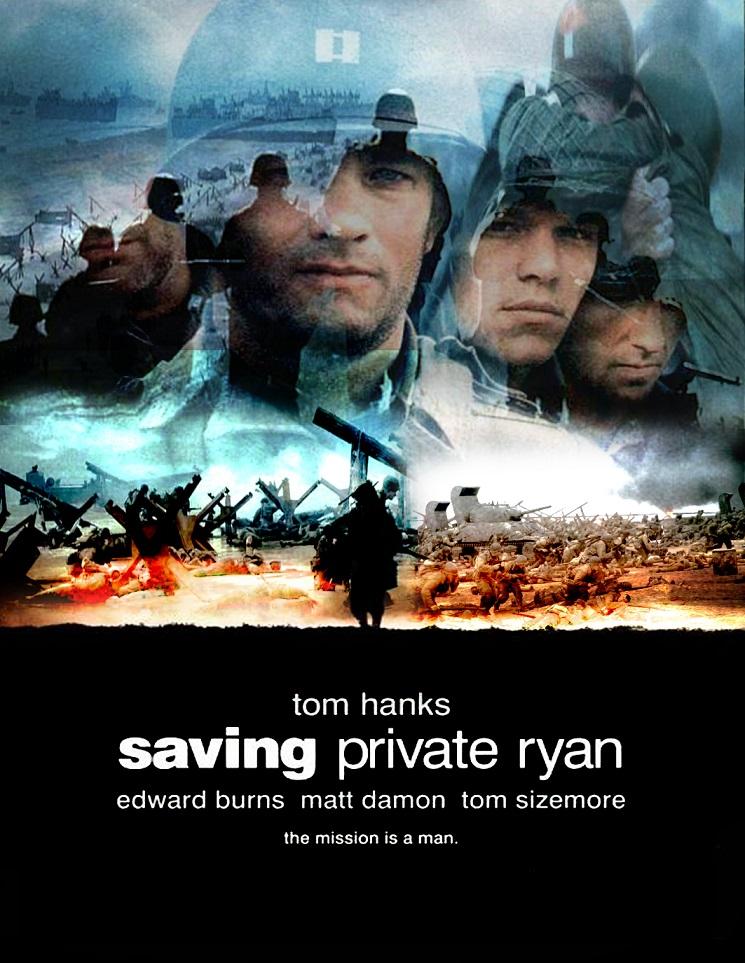 فیلم سینمایی نجات سرباز رایان