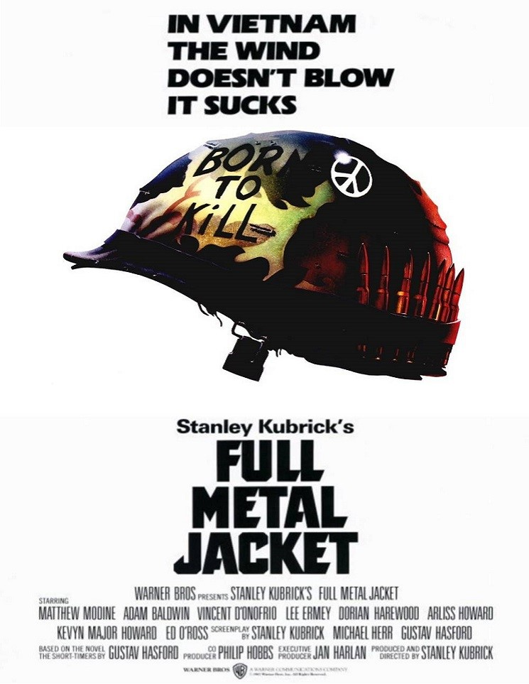 فیلم سینمایی غلاف تمام فلزی