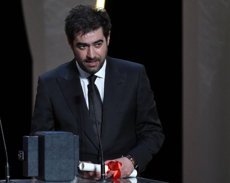 شهاب حسینی، بازیگر نقش اول مرد فیلم فروشنده اصغر فرهادی