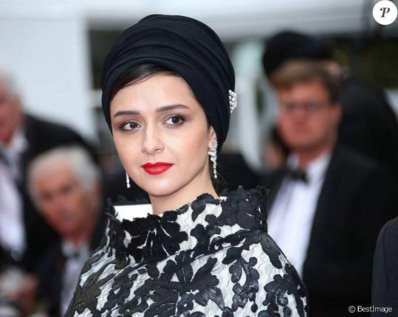 ترانه علیدوستی، بازیگر نقش اول زن فیلم فروشنده اصغر فرهادی