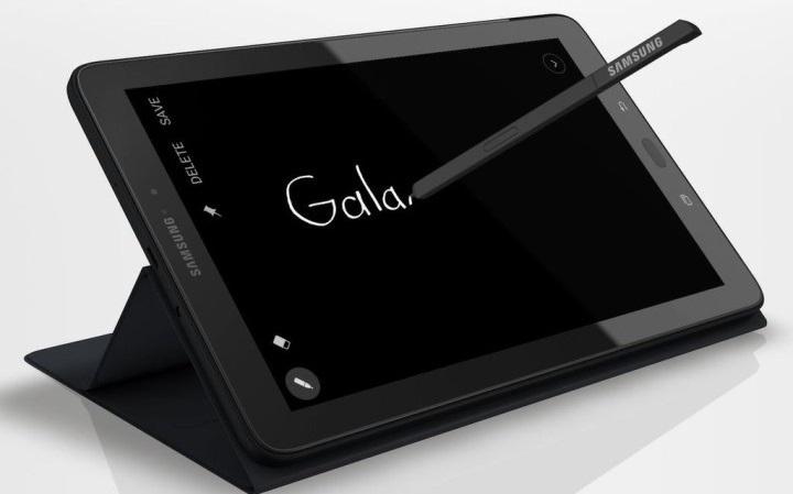 نسخه جدید تبلت گلکسی Tab A مدل 2016 به قلم S Pen مجهز خواهد شد
