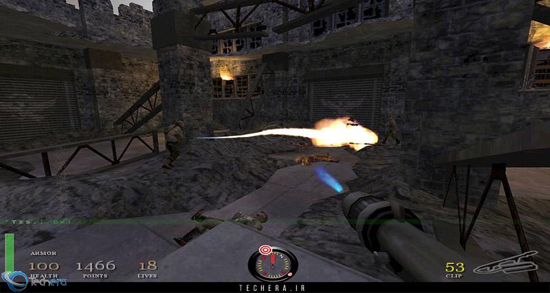 بازگشت به قلعه ولفن اشتاین | قسمت دوم بازی افسانه ای Wolfenstein 3D