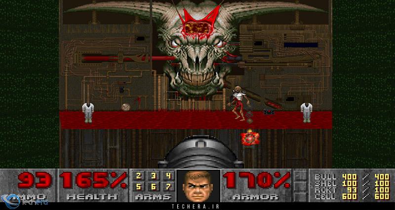 Doom ، محبوب ترین بازی اکشن اول شخص