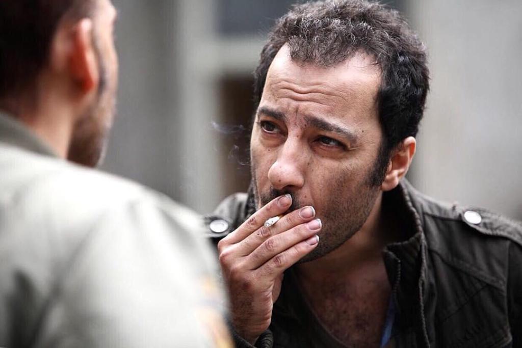نوید محمدزاده، بازیگر فیلم سینمایی ابد و یک روز