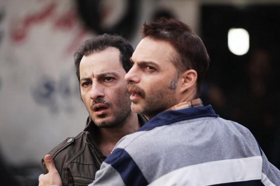پیمان معادی و نوید محمدزاده، بازیگران فیلم ابد و یک روز