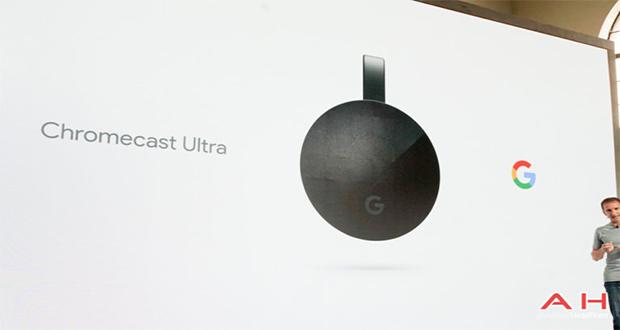 کمپانی گوگل از کرومکست اولترا با قابلیت پشتیبانی از کیفیت 4k رونمایی کرد