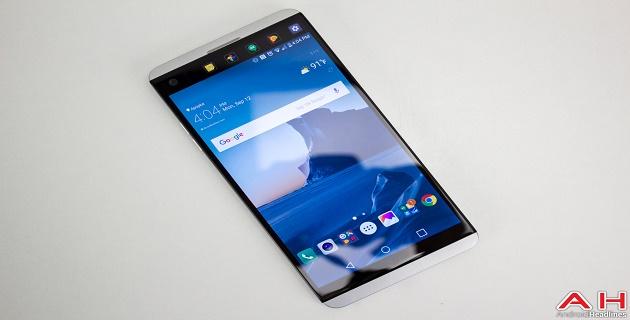 بر روی گوشی الجی V20 قبل از تولید انبوه 60 هزار تست ایمنی انجام می شود