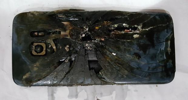 کابوسهای سامسونگ تمامی ندارد، یک گلکسی S7 دیگر نیز در کانادا آتش گرفت
