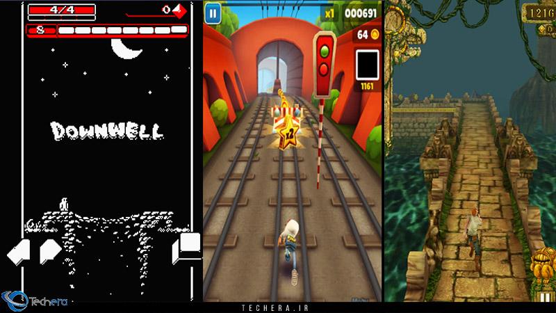 سه نمونه از بازی های سبک پلتفورمر برای گوشی های تلفن هوشمند