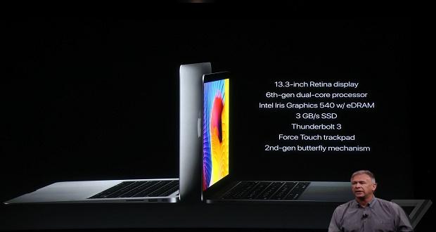 مک بوک پرو 13 اینچی 1499 دلاری اپل دارای کلید Escape است