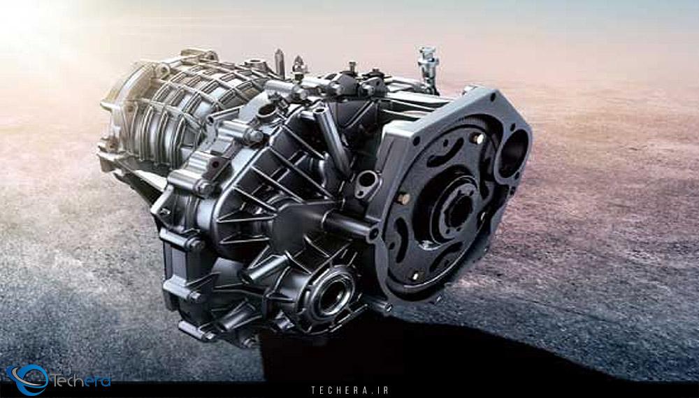 موتور 1499 سی سی خودرو آریزو 5 با توان 116 اسب بخار