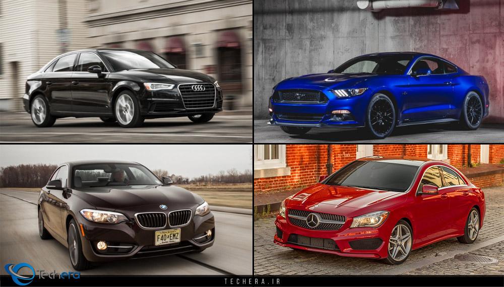 گزینه های قابل خرید در بازار جهانی با مبلغ پرداختی بابت این خودرو در ایران