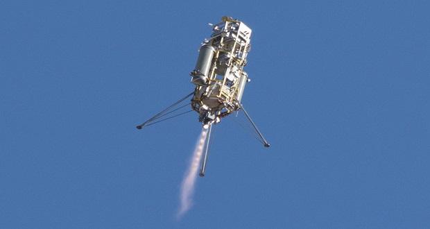 آژانس فضایی ناسا دوربین فرود مریخ نورد Mars 2020 را آزمایش کرد