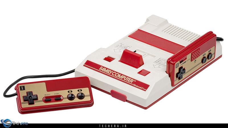کنسول نسل سومی FamiComp شرکت نینتندو