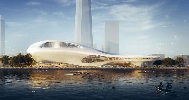 استودیوی معماری MAD، از طرح های پیشنهادیش برای موزه جورج لوکاس رونمایی کرد