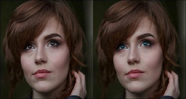 تکنیک های تغییر رنگ چشم با استفاده از برنامه ی فتوشاپ کدام ها هستند