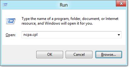 به اشتراک گذاشتن یک اتصال اینترنت سیمی در ویندوز 8