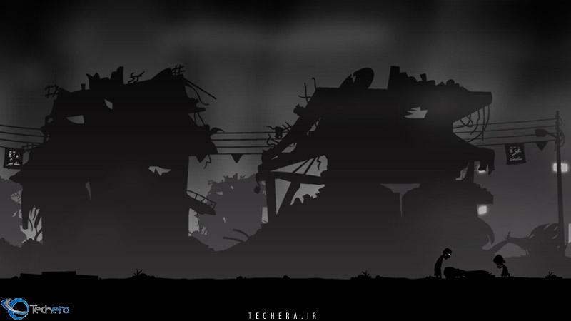 بازی لیلا و سایه های جنگ   مرگ مادر