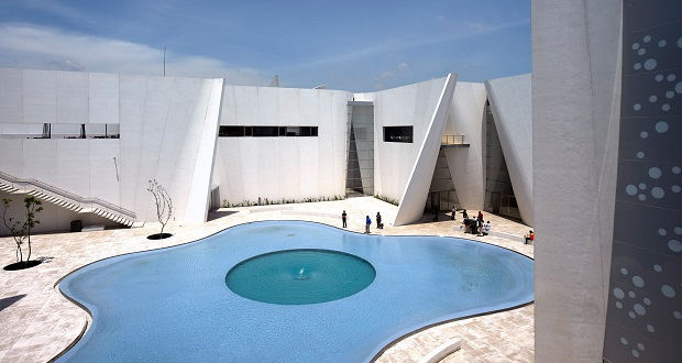 موزه اینترناسیونال دل باروکوی مکزیک؛ شاهکار دیگری از تویو ایتو