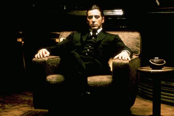 وجود شخصیت های قهرمان و ضد قهرمان در فیلم های سینمایی اجتماعی دنیا - آلپاچینو - پدرخوانده