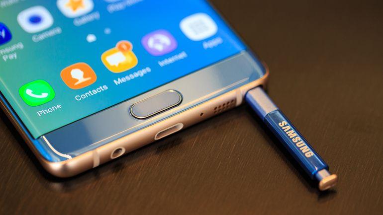 کمپانی سامسونگ فروش Galaxy Note 7 را در کره جنوبی از سر می گیرد