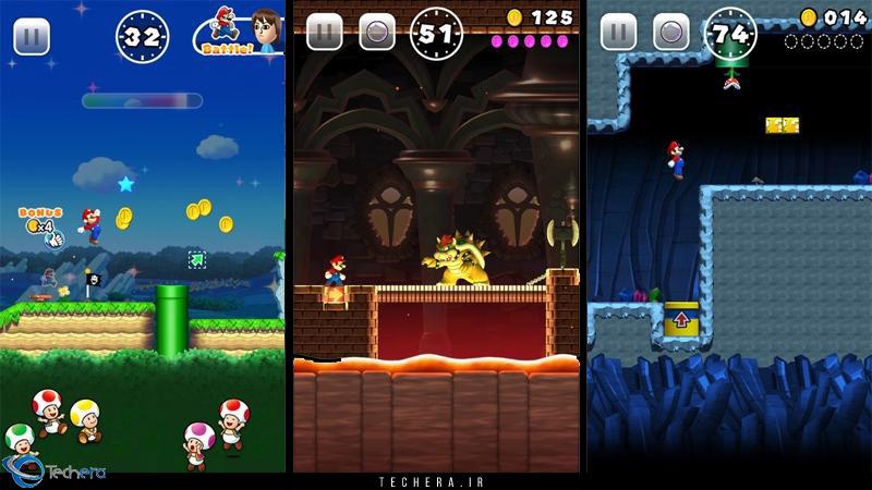 Super Mario Run آخرین بازی نینتندو