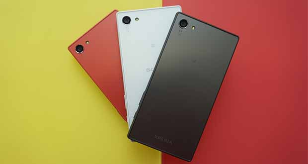مشخصات گوشیهای هوشمند بعدی شرکت سونی لو رفت