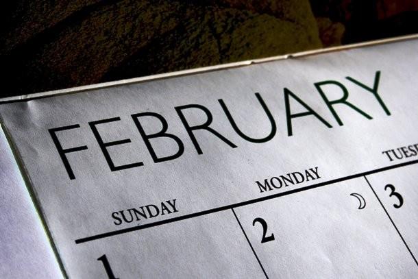 فوریه ماه بدون ماهِ کامل!