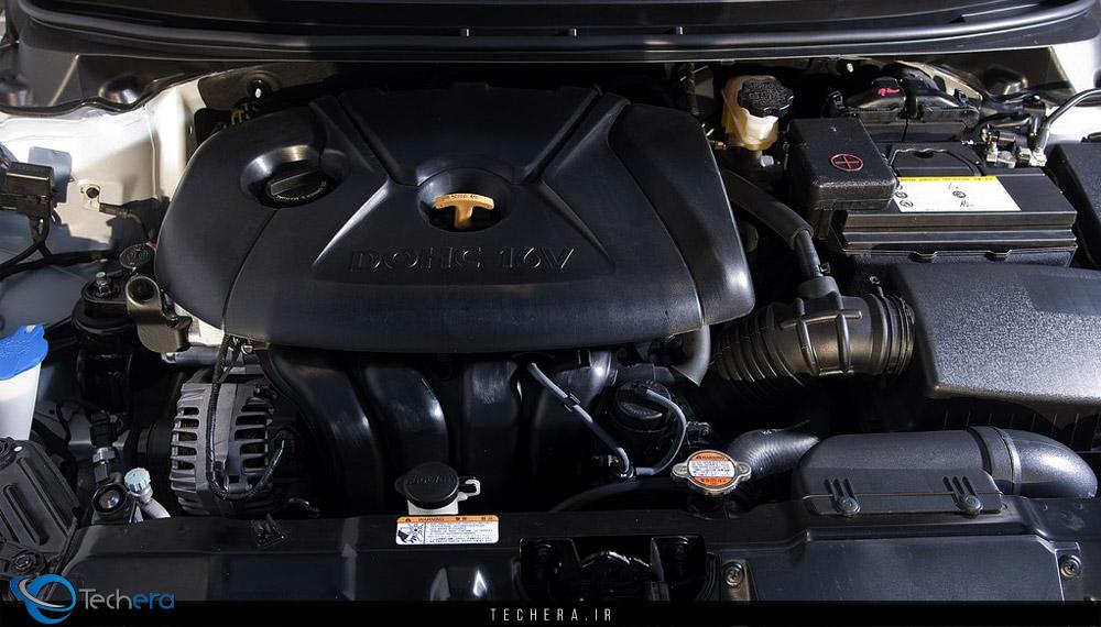 موتور هیوندای النترا نسل پنجم
