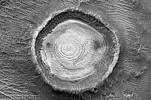"""""""دهانه شیاپارلی""""، هدف جدید کاوش های دانشمندان"""
