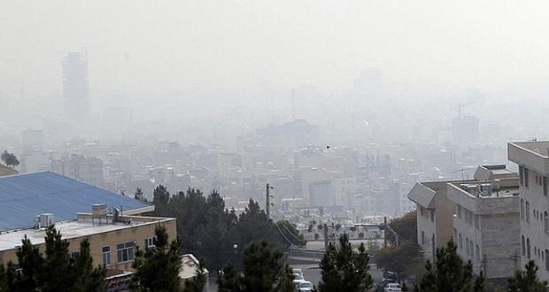 عذرخواهی میراث فرهنگی و گردشگری از گردشگران داخلی و خارجیبه دلیل آلودگی هوای تهران