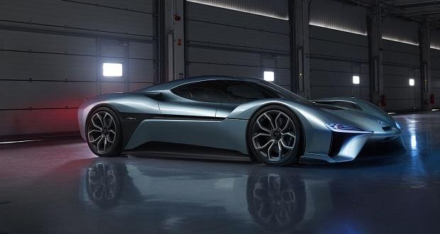 کمپانی NEXTEV ادعا میکند؛ ماشین NIO EP9 سریع ترین خودروی الکتریکی جهان!