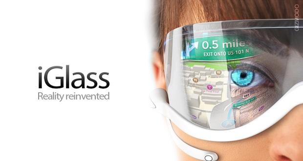 عینک هوشمند اپل قادر است تا بدون سیم به آیفون متصل شود